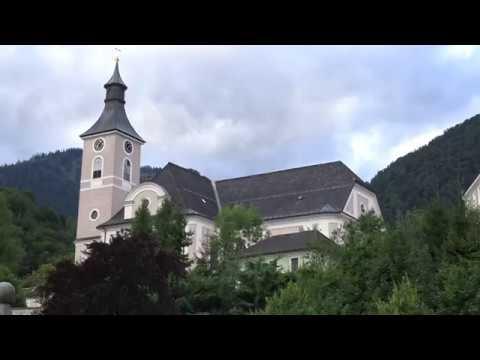 Ebensee (Salzkammergut) in 4K, Austria