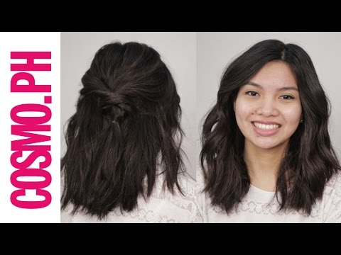 3 Easy Hairstyles For Pinays With Medium Length Hair