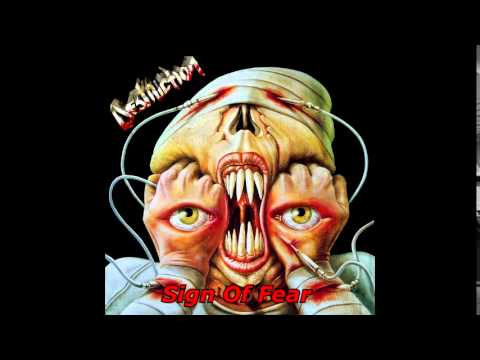Destruction - Release From Agony -1987 (Full Album)
