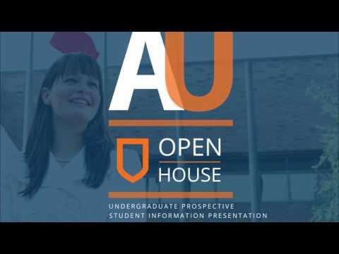 Athabasca University Open House Webinar