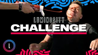 Challenge Day 3 | Luminosity Streaming Live