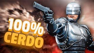 🤮CERDEANDO con ROBOCOP ... (NUNCA HABIA DADO TANTO ASCO) - Mortal Kombat 11