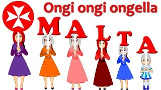 Ongi Ongi Ongella | Kanzunetti Tat-Tfal | Maltese Songs For Children