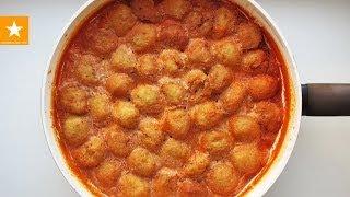 Тефтели без мяса - обыкновенное чудо от Мармеладной Лисицы! Meatless Meatballs Recipe
