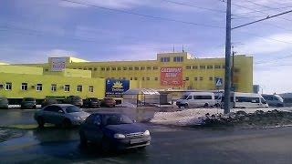 . Пенза. Улица Терновского - Поездка на автобусе №66