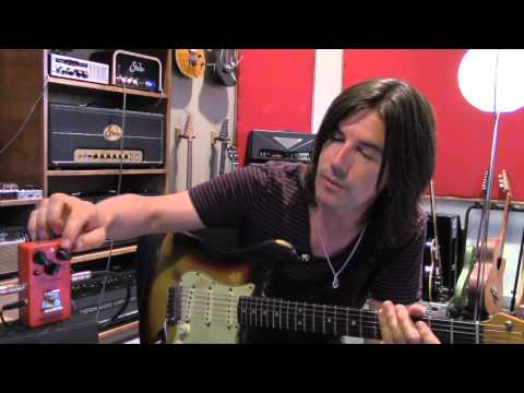 Providence Red Rock OD, demo by Pete Thorn