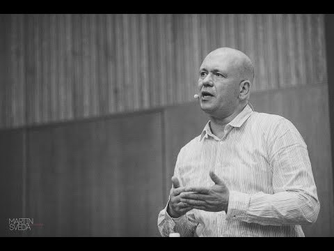 """Reinier de Graaf (OMA) @ Night of Architecture - """"Is iconicity good for architecture?"""""""