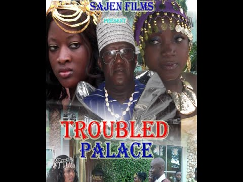 Troubled palace