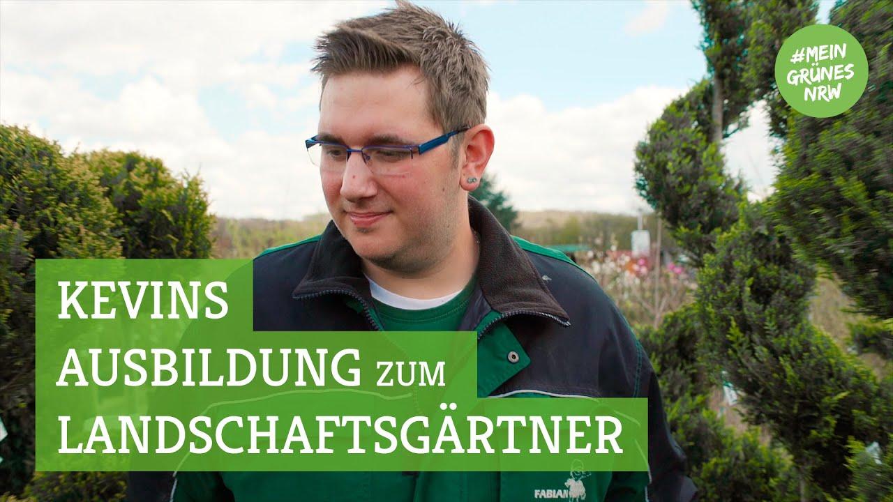 Meine Ausbildung Im Garten Und Landschaftsbau Kevin Münch Youtube
