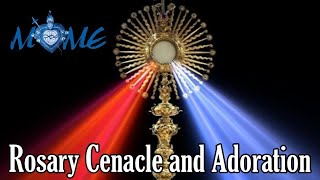 PRAY FOR AMERICA: Rosary Cenacle & Adoration with the Sisters | Dec. 26th, 2020