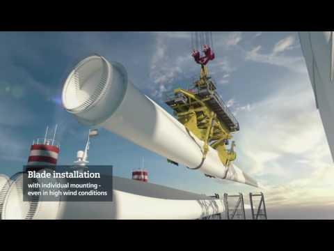 Offshore wind power   how it all comes together at sea