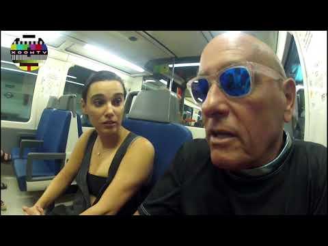 Summer #4: Un día en los Ferrocarrils de la Generalitat, conversación de tren