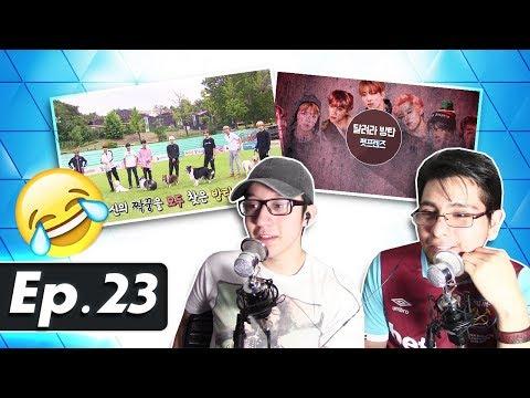 GUYS REACT TO BTS 'Run BTS' Ep. 23