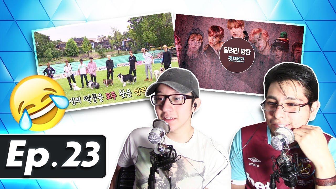 GUYS REACT TO BTS 'Run BTS' Ep  23