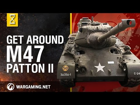 Inside the Chieftain's Hatch: M47 Patton II Part 1