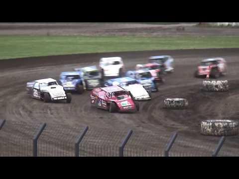 """Modified Madness"" B-Main 2 Davenport Speedway 5/18/18"