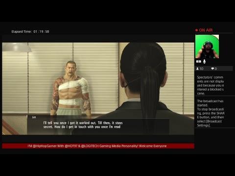 YAKUZA 0: Season 1 Episode 7 - No Snitching