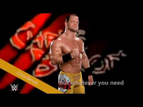 "WWE Archive - ""Whatever"" Chris Benoit Theme Song (With Lyrics!)"