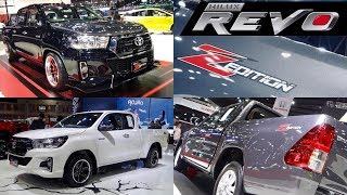 Toyota Hilux Revo | Z-Edition feat. The BLACK MAMBA