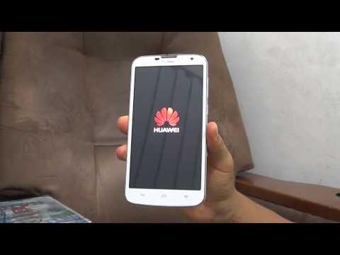 Hard Reset Huawei Ascend G730 (Resetear / Restaurar)