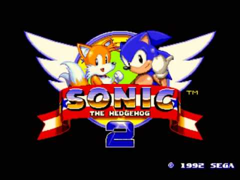 Sonic The Hedgehog 2 Megadrive Music Game Over Youtube