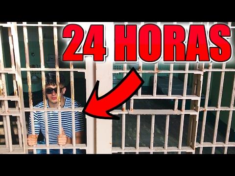 24 HORAS EN LA CÁRCEL RETO | termina mal (HotSpanish Vlogs)