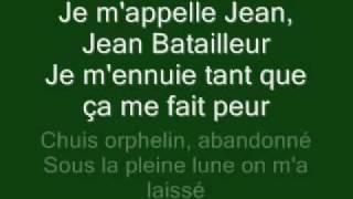 La ballade de Jean Batailleur