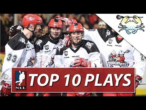 NLL Top 10 plays of Week 7 | 2016