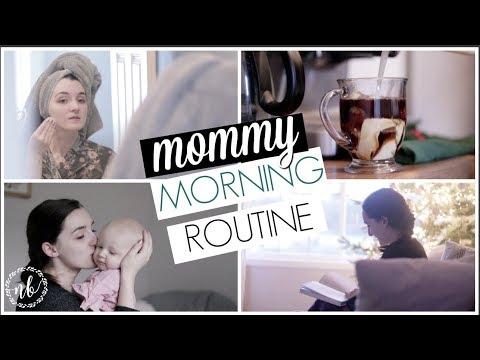 SIMPLE WINTER MORNING ROUTINE   mom of 3   Natalie Bennett