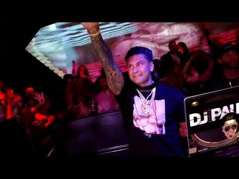DJ Pauly D Front Row view at Love + Propaganda San Francisco