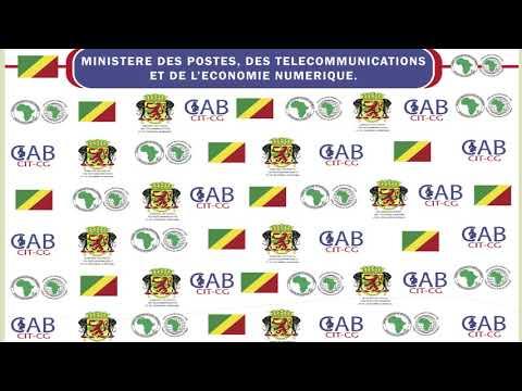 RETRO 2020 MINISTÈRE DE TELECOM, REPORTAGE DE RADIO CONGO