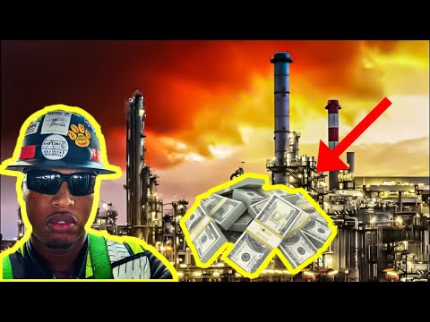 Refinery life is it worth it !!! Part 1