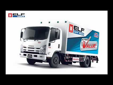Isuzu Truck Stylish.mp4