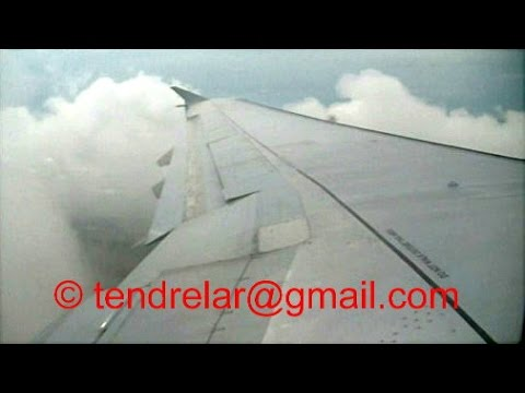 Atterrissage à Santa Clara (Cuba)