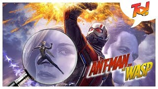 ANT MAN AND THE WASP - IL TRAILER SPIEGATO PER BENE