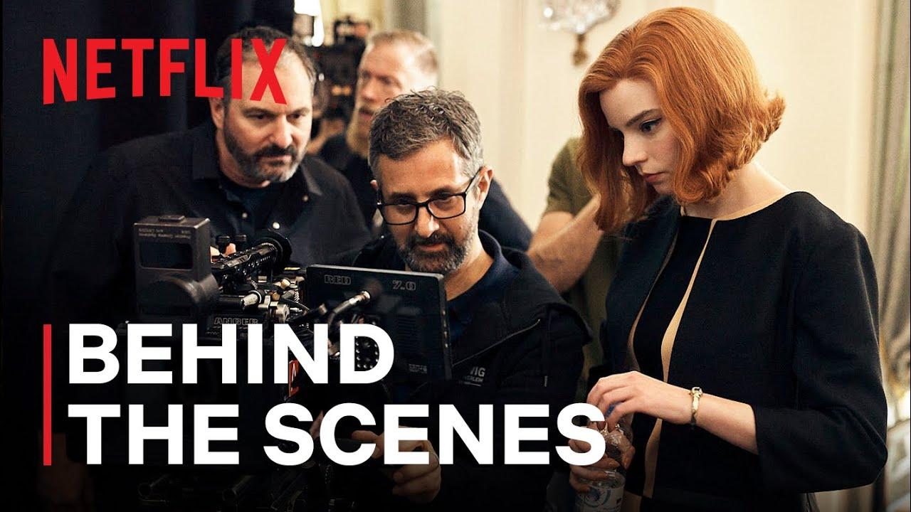 Download Creating The Queen's Gambit | Netflix