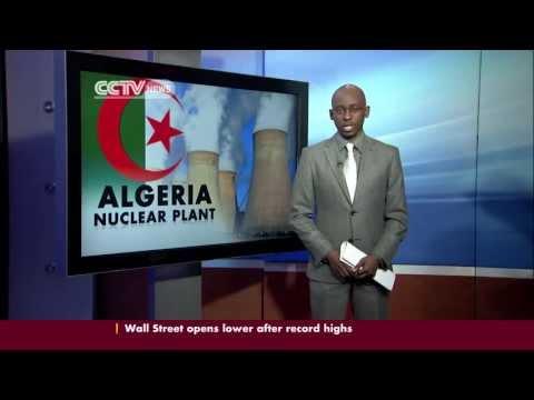 Algeria plans to build a nuclear plant