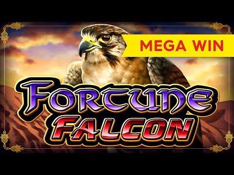 Fortune Falcon Slot - 400x MEGA WIN - Live Play Bonus!