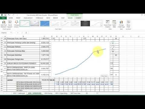 Video Cara Membuat Kurva S Di Excell