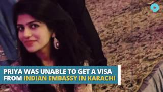 Sushma Gets A Visa For An Indian Girl In Karachi