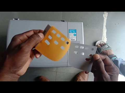 How To HP M1005 Mobile Se Printing