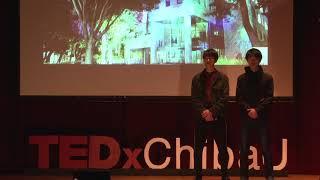 デザインからはじまるインタラクション   Yohei Kawakami & Kotaro Oguro   TEDxChibaU