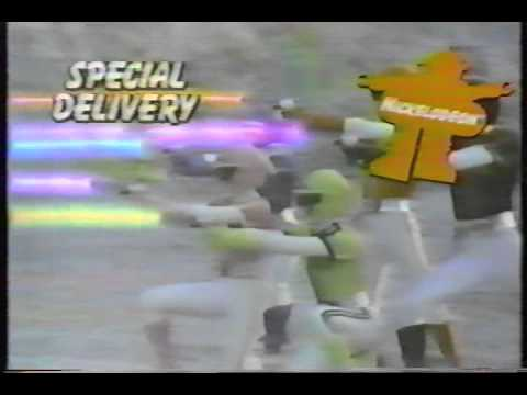 Nickelodeon Special Delivery  Now Back to Dynaman! 1985
