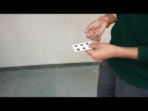 Art Of Magic - Card switch @ DPS Greater Noida