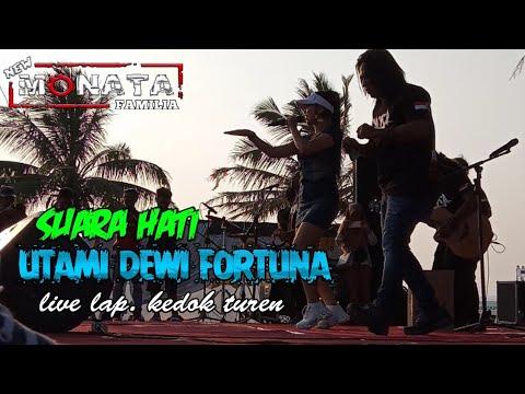 NEW MONATA. SUARA HATI Utami Dewi Fortuna Live Lap. Kedok Turen (AZOKA) AREMA ZONA KOREA🇰🇷