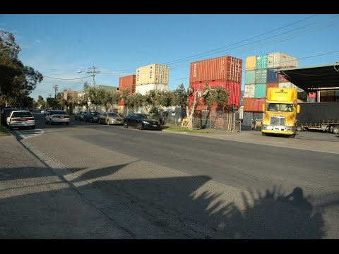Container Depot For Lease by Taylor Nicholas