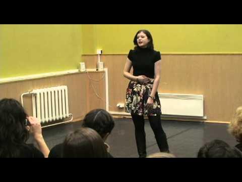 Singing Final: Laura Donovan