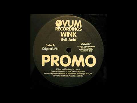 Josh Wink - Evil Acid [HD]