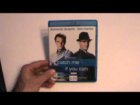 Présentation Blu-ray Catch Me if you Can (Arrete-moi si tu peux) streaming vf