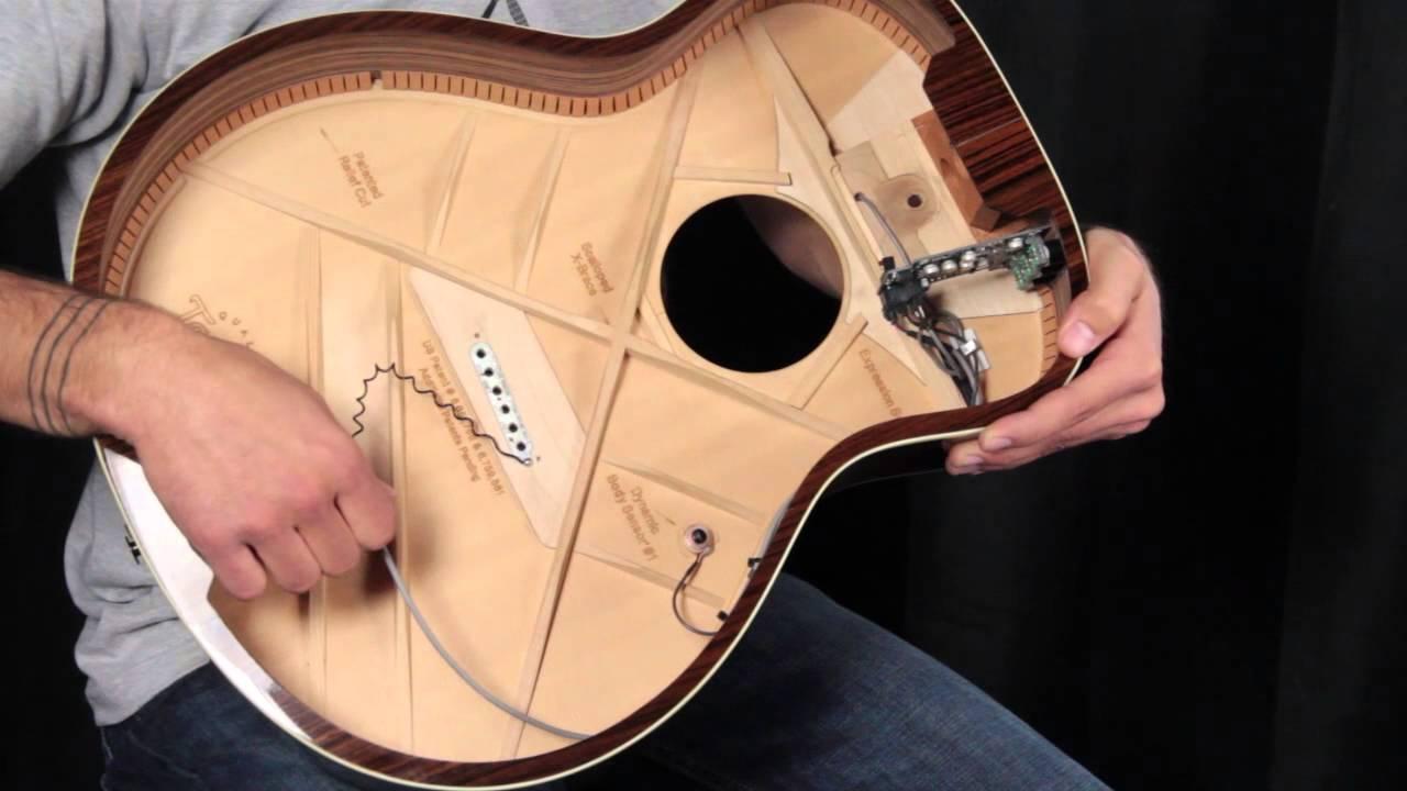 acoustic guitar bracing diagram [ 1280 x 720 Pixel ]